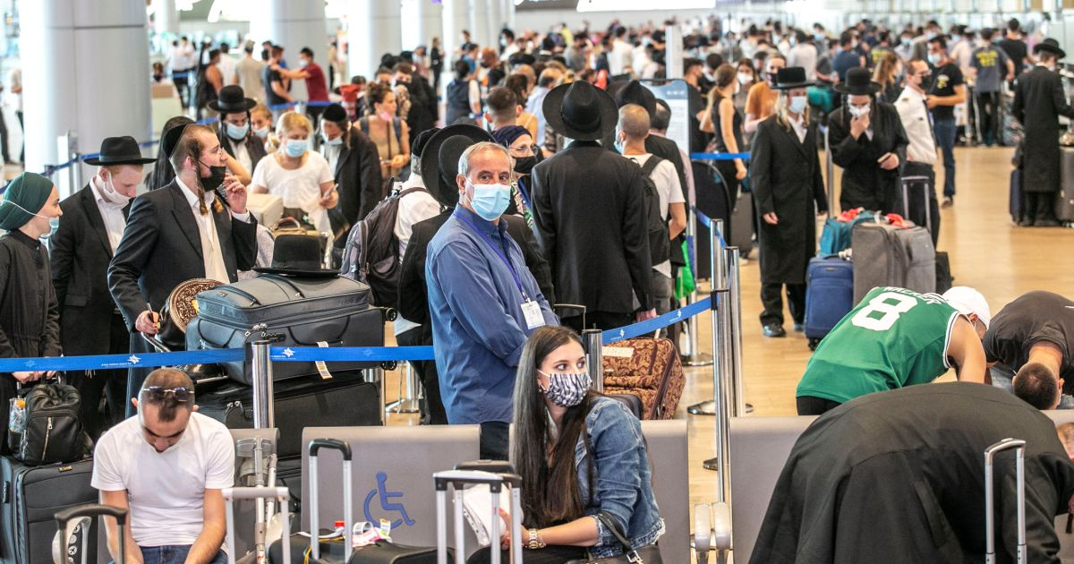 COVID-19: Israel quarantines arrivals from all but ten countries