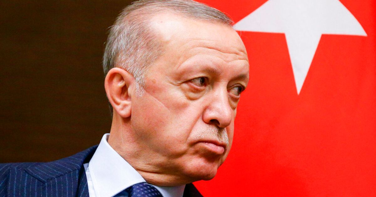 A desperate Erdogan prepares to blow up Turkey's relations with the West