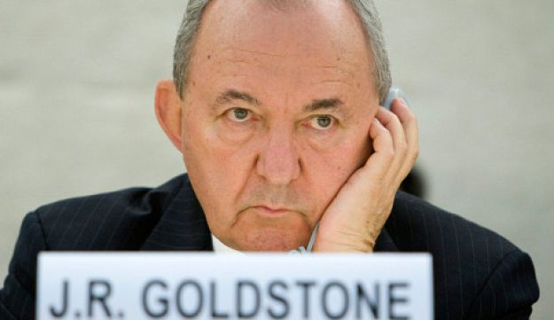 Richard Goldstone in UN Human Rights Council
