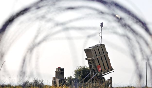 Iron Dome - Tal Cohen
