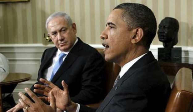 Benjamin Netanyahu and Barack Obama - Reuters