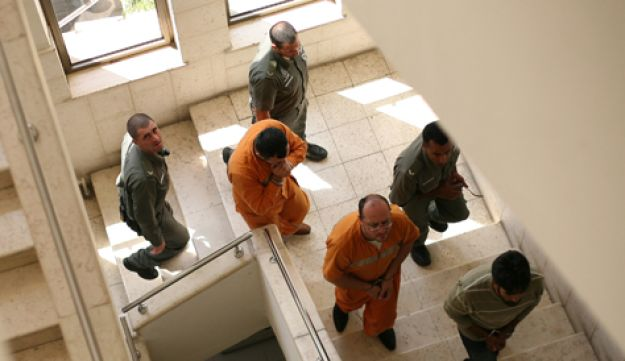 Suspects in transfer of terror funds to Palestinian prisoners