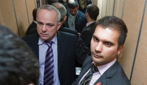 Yuval Steinitz at Labor court - Olivier Fitoussi - February 8, 2012