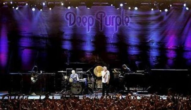 Deep Purple in Cyprus Concert - May 8 2011 - AP