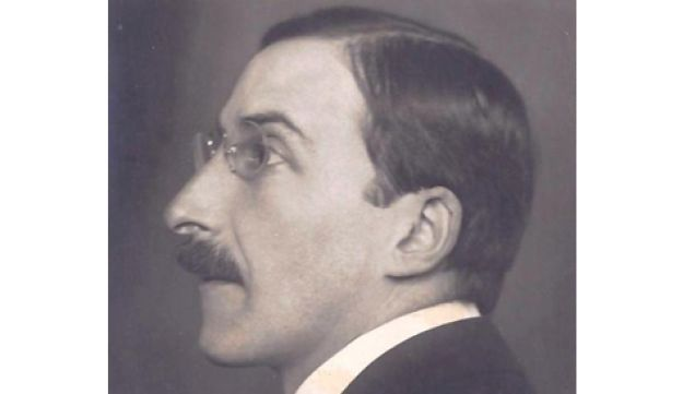 Stefan Zweig - Courtesy National Library of Israel - 23022012