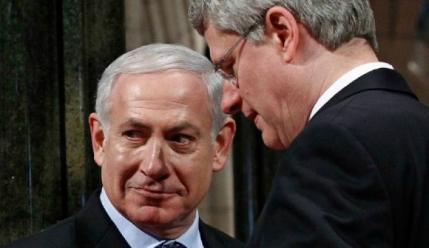 Netanyahu in Canada - Reuters - March 2, 2012
