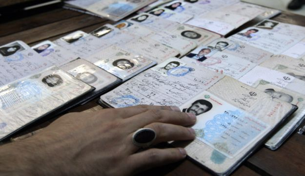 Iran elections - AFP - March 2, 2012