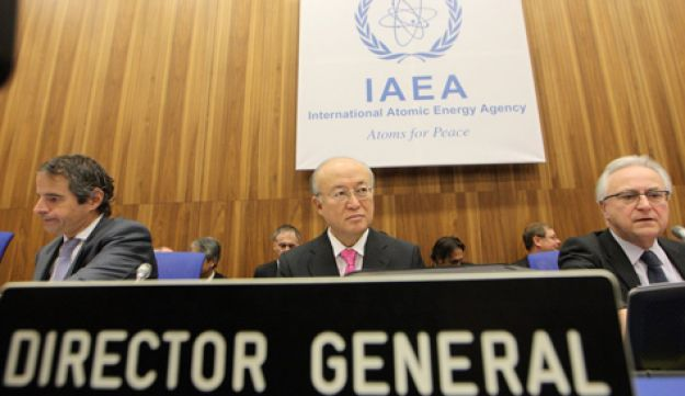 IAEA chief - AFP - March 5, 2012