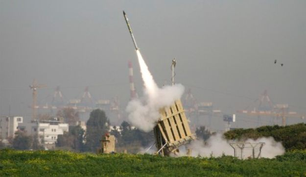 Iron Dome March 11, 2012 (AP)
