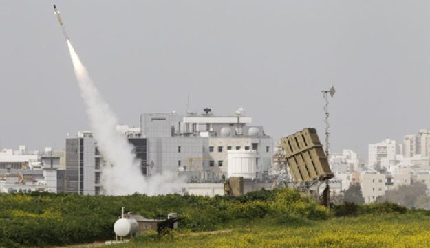 Iron Dome - Reuters - March 12, 2012