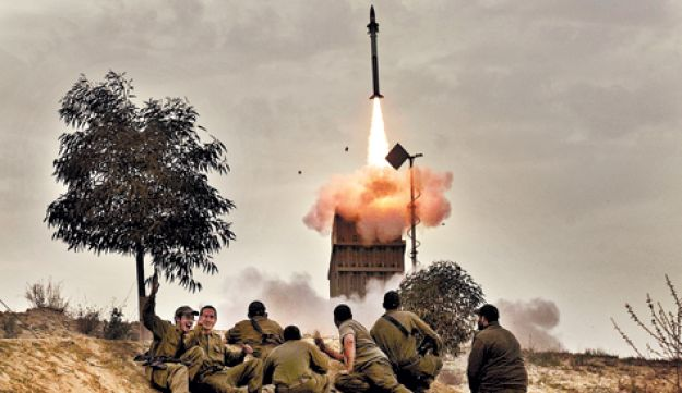 Iron Dome - AFP - 12.3.12