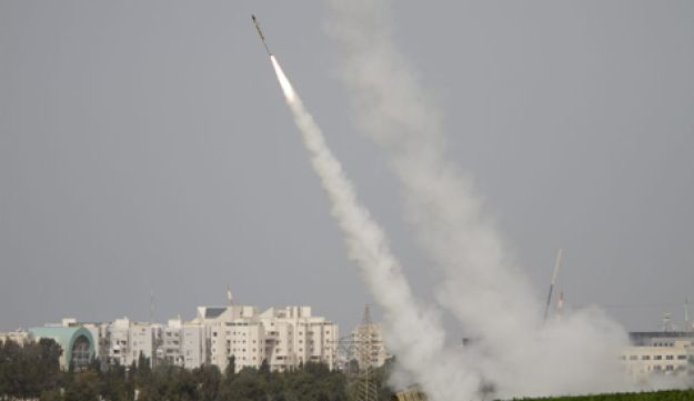 Iron Dome - March 12 - AP