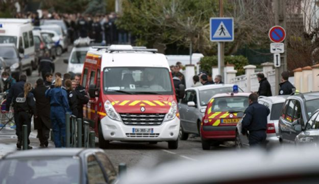 Toulouse shooting - AP - March 19, 2012