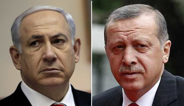 Netanyahu and Erdogan - Reuters
