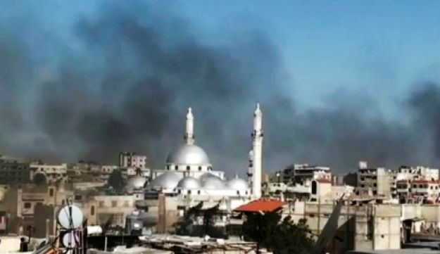 Syria's Homs - AP - March 20, 2012