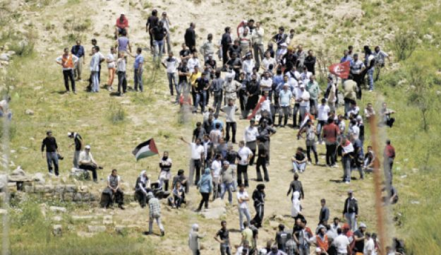 Nakba Day - Gil Eliyahu - March 2012
