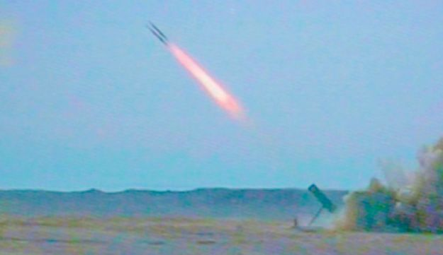 Iron Dome rocket-defense system - Defense Ministry
