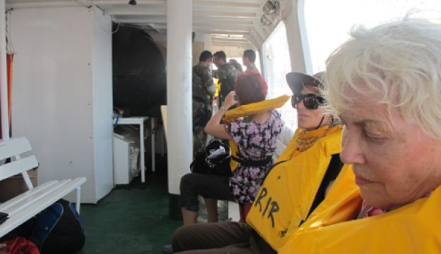 Greek takeover of Canadian ship in Gaza flotilla - Amira Hass - July 4, 2011