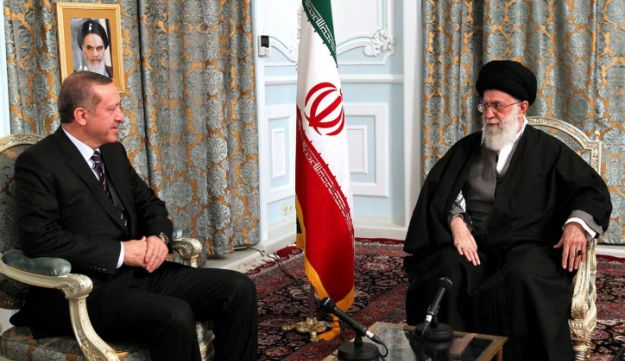 AP Photo/Office of the Iranian Supreme Leader