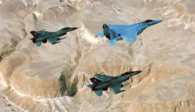 IAF exercise - Greek air force - 1.4.12