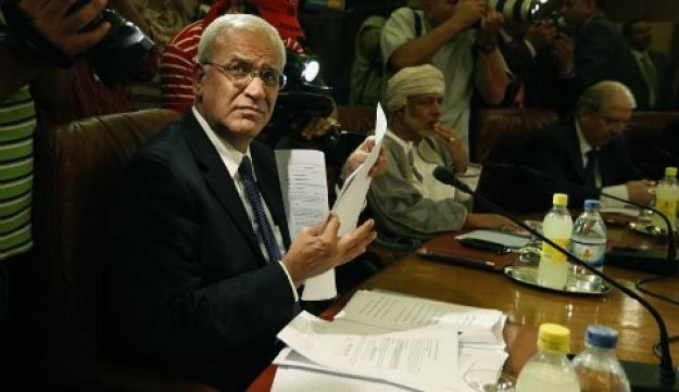 Erekat - AP - May 1, 2010
