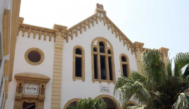 synagogue lebanon