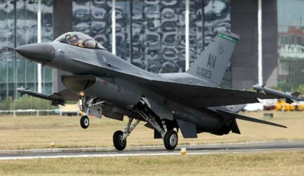 F-16 - Bloomberg - July 2010