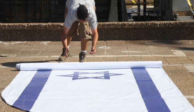 Israel's 63rd Independence Day - Moti Kimche