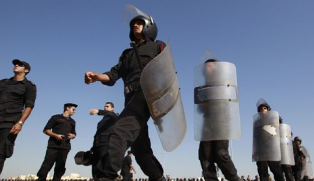 Egypt police - Reuters