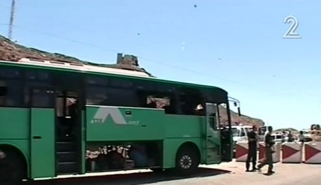 Bus attack - Channel 2
