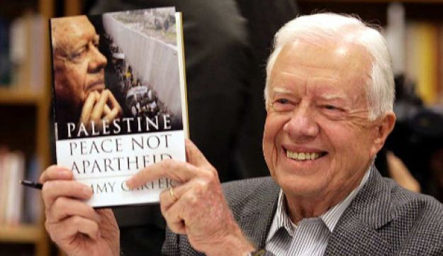 Jimmy Carter, AP, Dec. 12, 2006