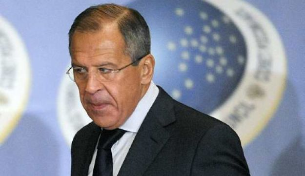 Russian Foreign Minister Sergey Lavrov  arrives at the NATO-Russia Council Ministerial meeting, WeAP