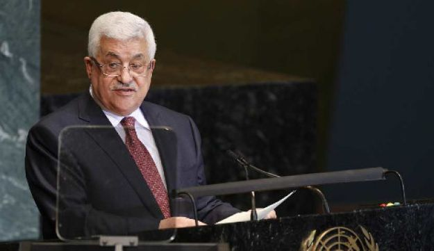 Mahmoud Abbas AP Sept. 25. 2010
