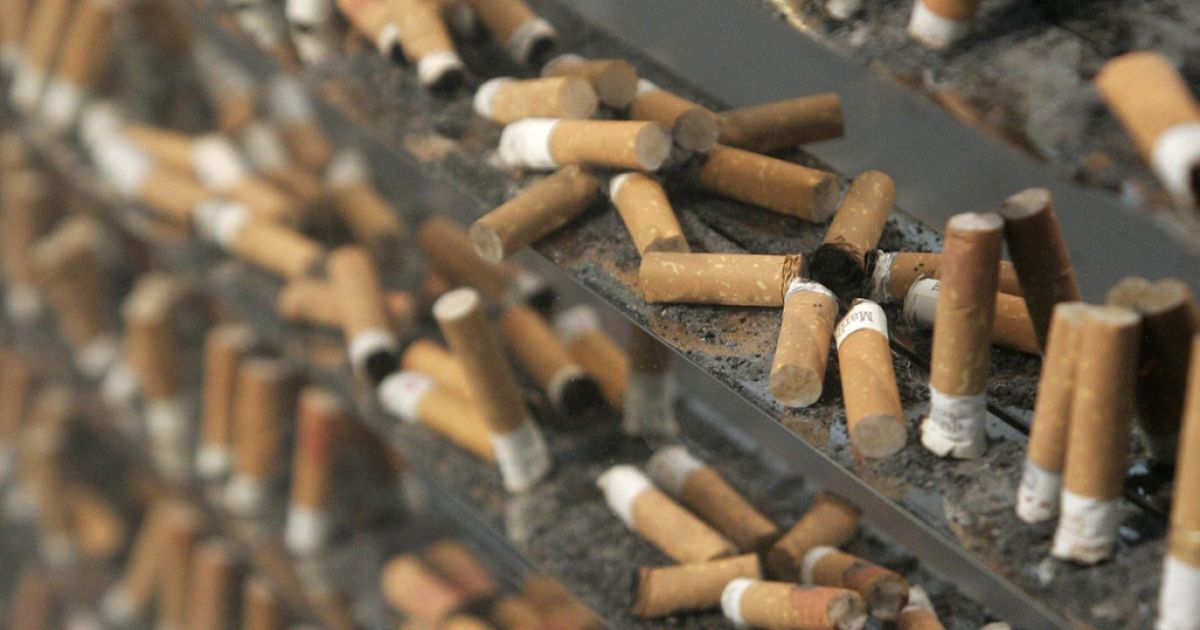 the correlation of tobacco companies and cigarette fatalities Relationship appeal global efforts to reduce smoking-related deaths by legal challenges by big tobacco companies cigarette makers generally have.