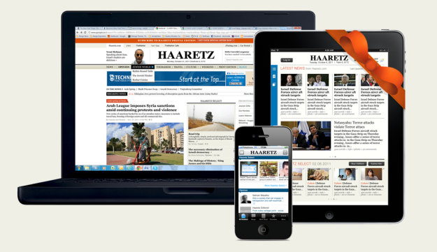Haaretz Select Digital Editions