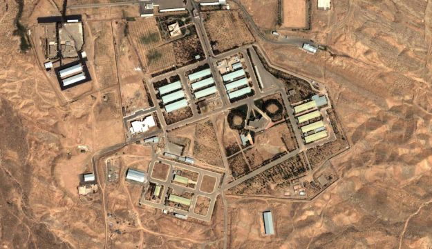 The military complex at Parchin, Iran - AP