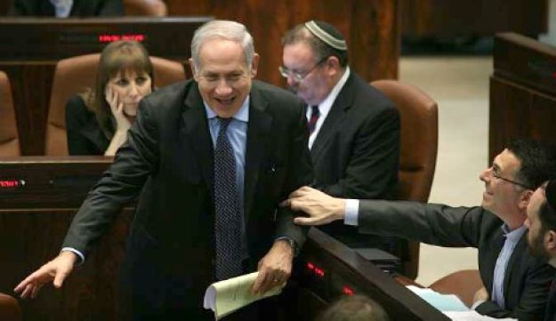 knesset - Michal Patel - November 23 2010