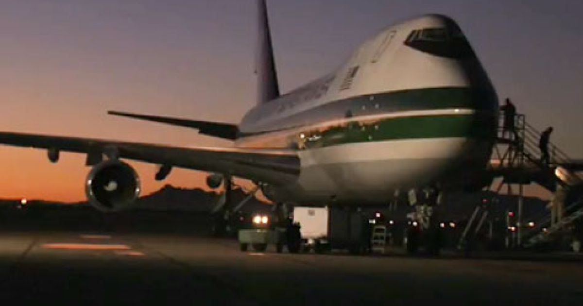 World's biggest fire-fighting plane joins fight to contain ...