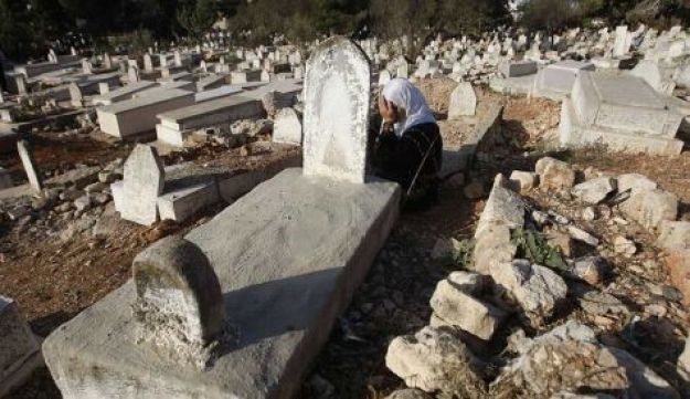 A cemetery in the West Bank Reuters November 16, 2010
