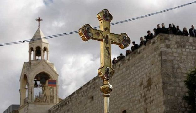Church of the Nativity - Reuters - Jan. 6, 2011