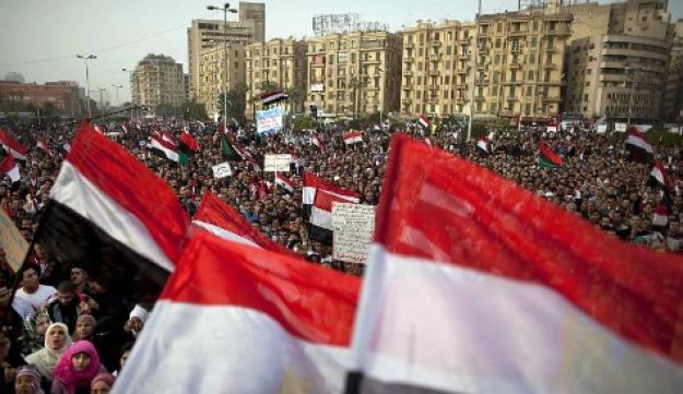 Egypt protests AP