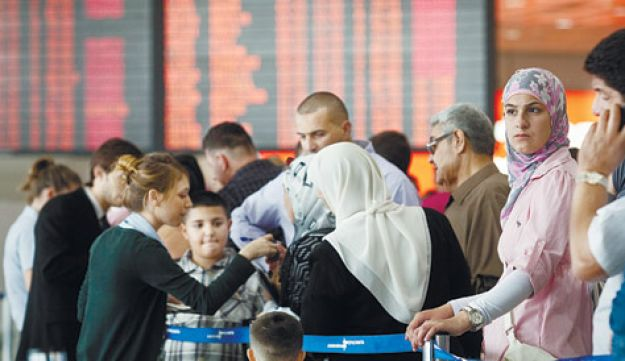 Airport security in Israel - David Bachar
