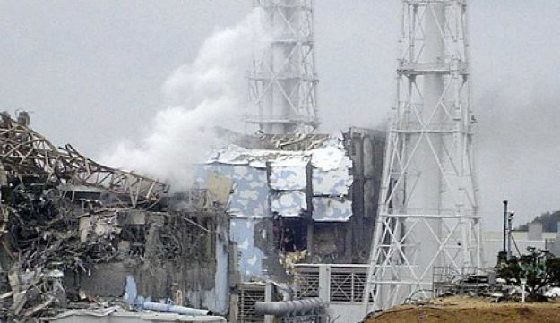 Fukushima damaged plant - AP - Mar. 15, 2011