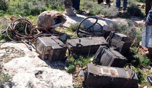 Spy system found by Lebanon army - AP - March 17, 2011