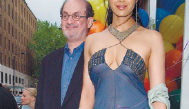 rushdie - Getty Images - October 14 2011