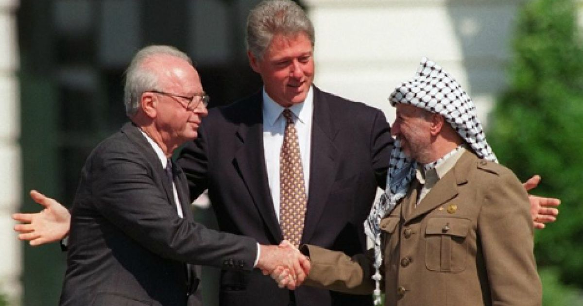 How Many Times Must The Palestinians Recognize Israel Opinion