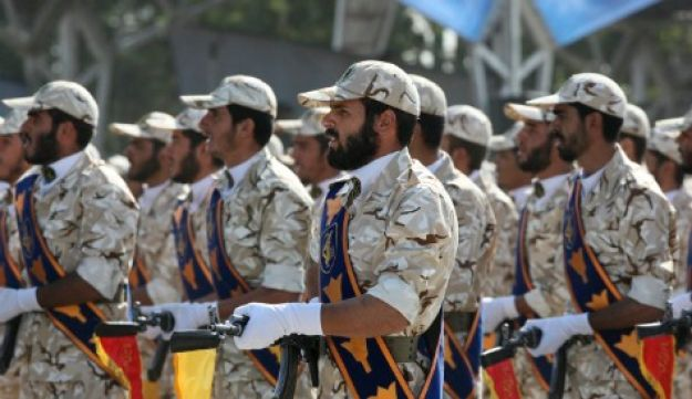 Revolutionary Guard - AP - September 2011