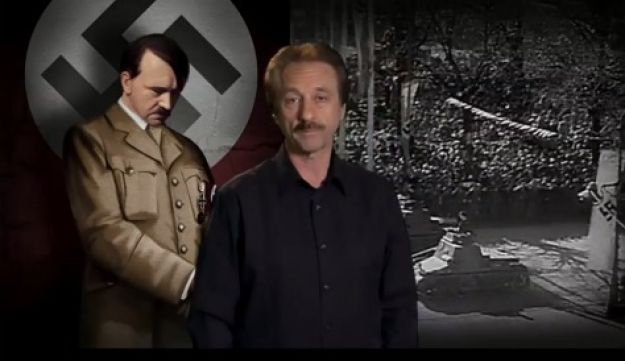 Ray Comfort, narrator of the film '180'.