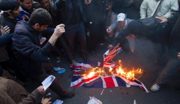 Iran raid on U.K. embassy - Reuters - Nov 29, 2011