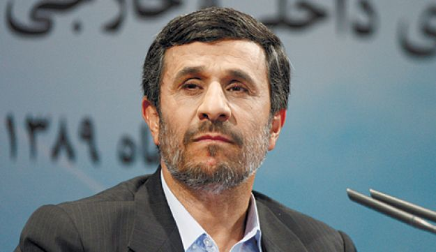 ahmadinejad - AP - December 6 2011